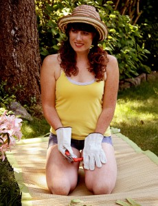 Redheaded 33 Year Old Ava Acquires Fatigued of Gardening So  Takes off Instead