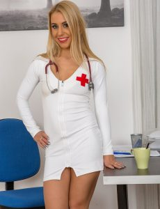 Splendid Wicked Nurse Nikky Thorn